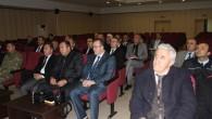 Yöneticilerine seminer verildi