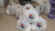 Tosya TSO'dan 700 aileye gıda yardımı