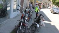 Motosiklette   Akrobasiye Sonn!