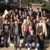 Türk ve Romanyalı proje katılımcıları birlikte