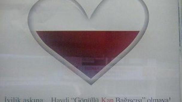 Tosya'da Kızılay Kan Bağışı Kampanyası..!