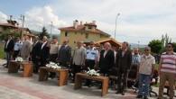 Yüksekokul'da Mezuniyet Töreni