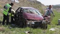 Tosya güne kazalarla uyandı: 16 yaralı