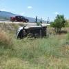 D-100 de Kaza; 3 Yaralı