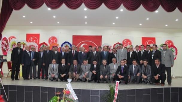 MHP İlçe Kongresini Yaptı