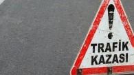 Tosya'da minibüs şarampole yuvarlandı: 7 yaralı