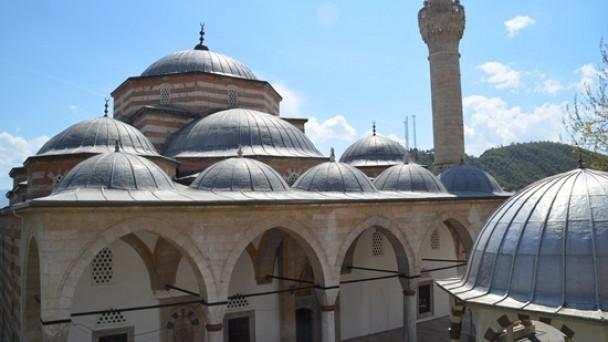 Tosya Yeni Camii Restorasyonunda Sona Gelindi