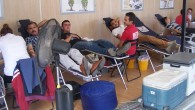 Tosya'da Kan Bağışına Yoğun İlgi