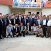 AK PARTİLİ ADAYLAR TAŞKÖPRÜ'DE MUHTARLARLA YEMEKTE BULUŞTU