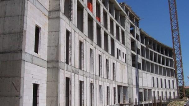 Hastane Şubat 2013'te Hizmete Hazır!