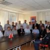 Tosyalı  İş Adamları Diyarbakır'da …