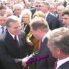 Meclis Başkanı Şahin Tosya Standında