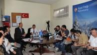 Avrupa Gönüllü Hizmeti Projesi Tanıtıldı