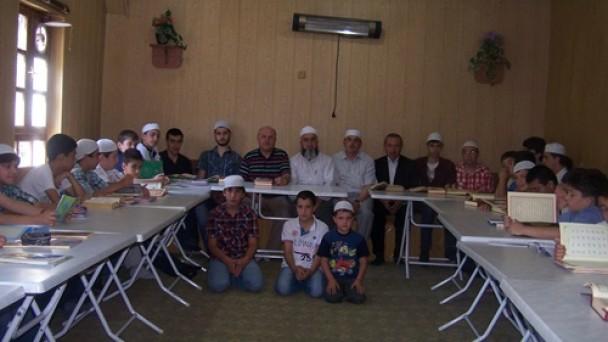 Yaz Kur'an Kursları Sona Erdi