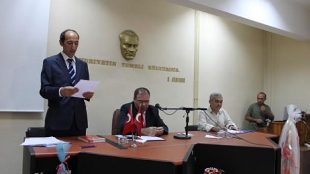 Kaymakamımız Türköz;' köylerimizin kalan alt yapı sorunlarını çözeceğiz'