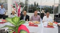 Belediye STK Temsilcilerine İftar Yemeği Verdi