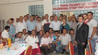 Tosya Ticaret Meslek Lisesi Mezunları  Buluştu