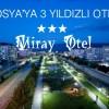 Tosya'ya 3 Yıldızlı Otel
