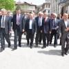 MHP Milletvekili Adayları Tosya'daydı