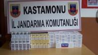 Tosya'dan Kaçak Sigaraya Geçit Yok