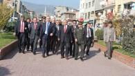 Altan ve Türköz Bayramda Kurumları Ziyaret ettiler