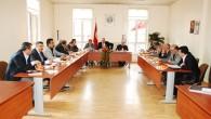 Tosya Belediye Meclisi'nde Seçimli Toplantı