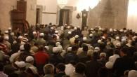 Miraç Kandili'nde Camiler Doldu Taşdı
