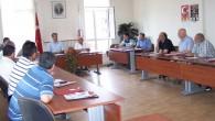 Belediye Meclisi Ağustos Ayı Toplantısını Yaptı