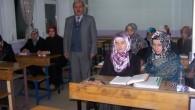 Halk Eğitim Merkezi'nde Kurslar devam ediyor