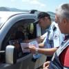 D-100 de Tosya Polisi'nden Örnek Uygulama