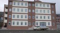 Tosya'nın ilk doğalgazlı okulu hizmete giriyor