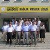 Kaymakamımız Türköz Okul Müdürleri İle Tanıştı
