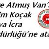 Tosya İcra Müdürlüğü'ne Yeni Atama