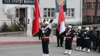 TOSYA'DA POLİS HAFTASI TÖRENLE KUTLANDI