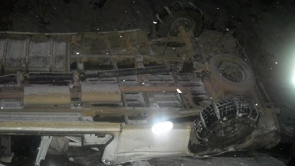 Tosya A. Kayı köyü yolunda kaza 3 ölü 5 yaralı