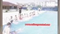 Halk Eğitim Merkezi Yüzme Kursu Başladı