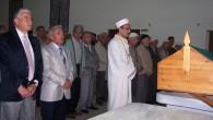 Mustafa Aruk son yolculuğuna uğurlandı