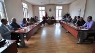 Tosya Belediyespor Genel Kurulunu Yaptı