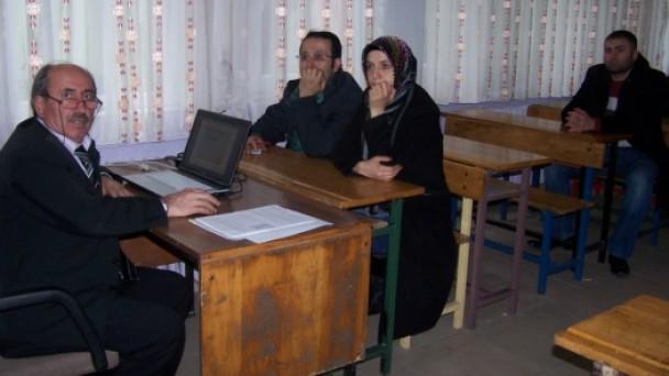 Halk Eğitim Merkezi'nde Bilgilendirme Semineri