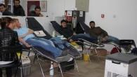 Tosya MYO'da Kan Bağışı Kampanyası