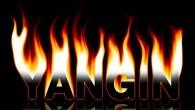 Yangın Korkulu Anlar Yaşattı