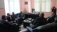 İl Genel Meclisi Başkanı Koçoğlu Tosyayı Ziyaret Etti