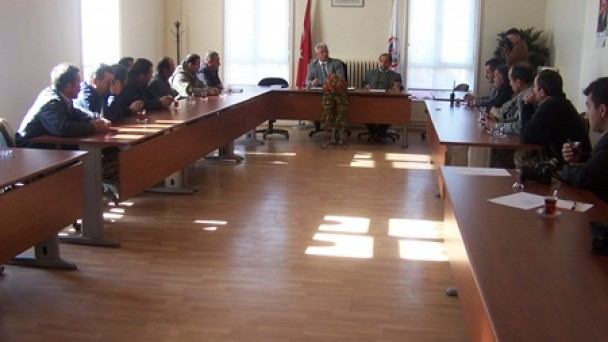 Belediye de hizmet içi eğitim semineri