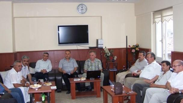 STKlar  Tosya'nın Sorunlarını Masaya Yatırdı
