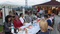 Türköz'den Anlamlı İftar Yemeği!