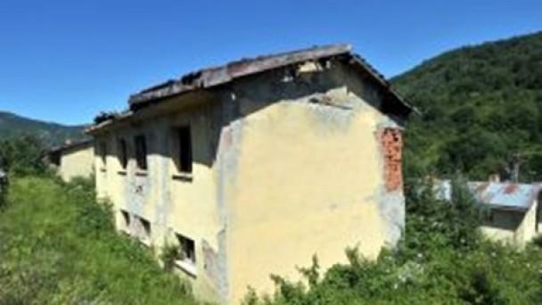 Pınarbaşı'nın hayalet köyü