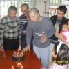 Gazi Fırat Zorba 28. Yaşını Ailesiyle Kutladı
