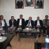 MHP Gn. Bş. Yrd. Tosya'da Ziyaretlerde Bulundu
