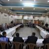 Emniyet Müdürü Muhtarlarla Huzur Toplantısında Buluştu