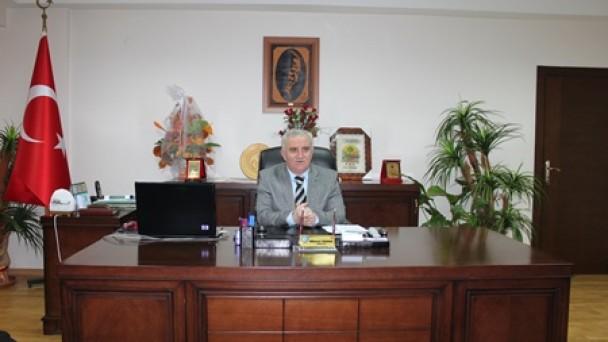 Tosya Müftüsü Yazıcı Müftüler Toplantısı için Hanönü`de